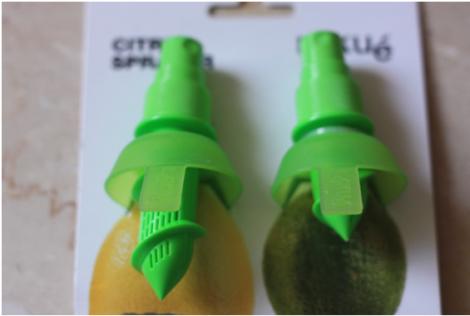 spray de limão